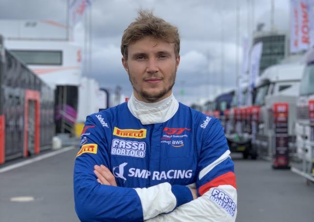 Сергей Сироткин, фото SMP Racing