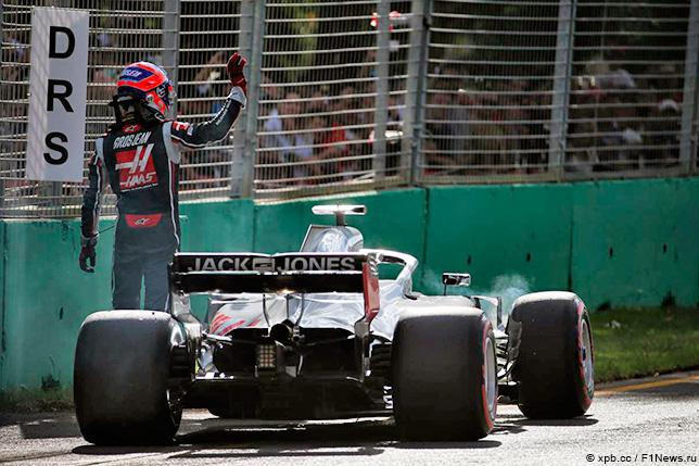 FIA оштрафовала Haas задва небезопасных пит-стопа