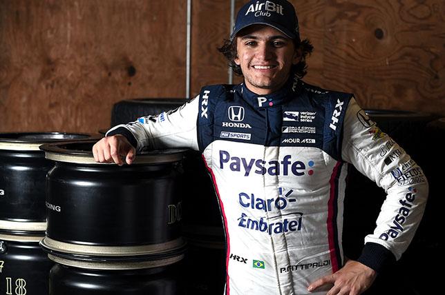 Пьетро Фиттипальди, фото: пресс-служба IndyCar