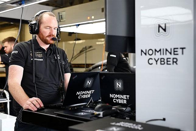 Инженер Haas F1