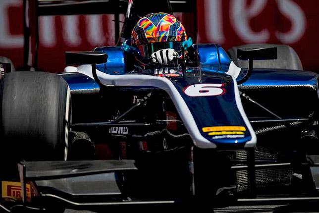Ф2: В Russian Time ждут насыщенную гонку в Баку