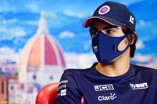 Lance Stroll I Learned A Lot From Sergio