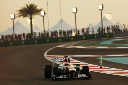 Гран При Абу Даби: Пол ди Реста