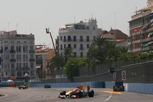 Гран При Европы. Валенсия. Фернандо Алонсо