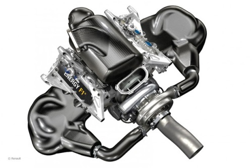 Шестицилиндровый мотор Renault спецификации 2014 года