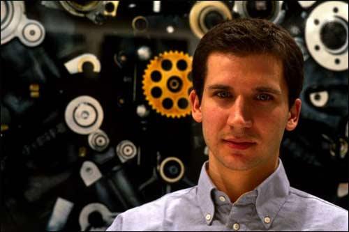 Главный инженер-моторист Renault F1 Реми Таффен