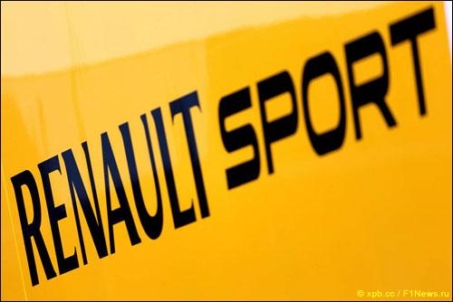 Логотип Renault Sport