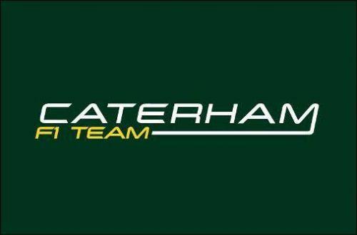 Логотип Catermam F1 Team