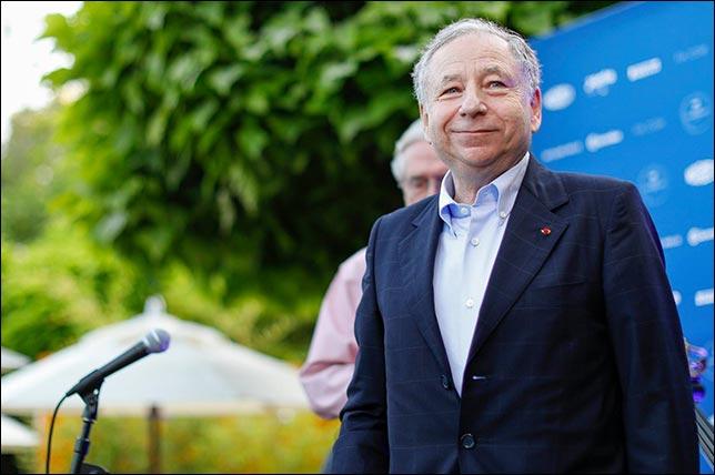 Жан Тодт. Фото пресс-службы FIA
