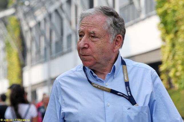 Тодт: FIA стоит больше внимания уделять дизайну трасс