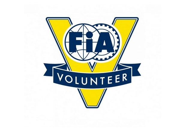 Логотип FIA Volunteer