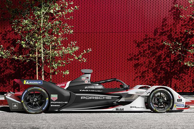 В Porsche решили надолго остаться в Формуле E