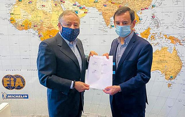 Ле-Ман: FIA и автоклуб ACO продолжат сотрудничество