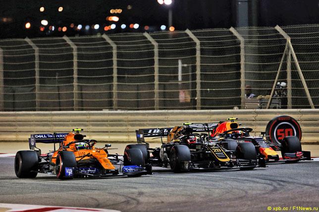 在FIA等待超车增加人数不超过50%