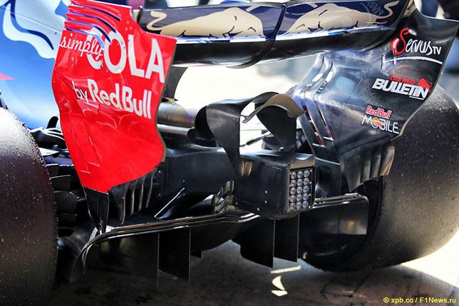 Машина Toro Rosso STR12