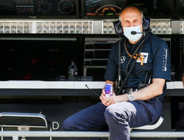Франц Тост, руководитель AlphaTauri, фото пресс-службы команды