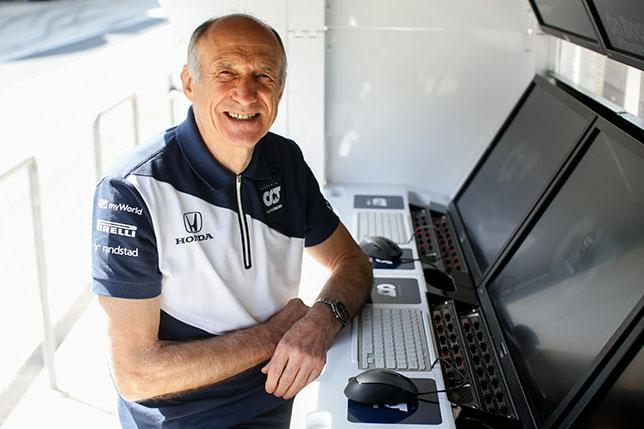 Франц Тост, руководитель команды AlphaTauri, фото Red Bull