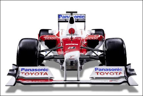 Toyota TF109