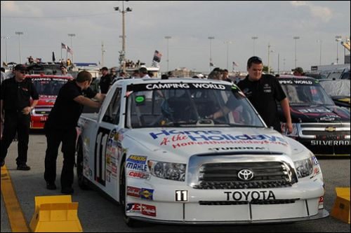 Toyota Tundra, Red Horse Racing
