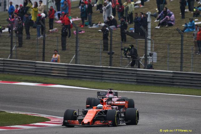 Гран При Китая. Фернандо Алонсо