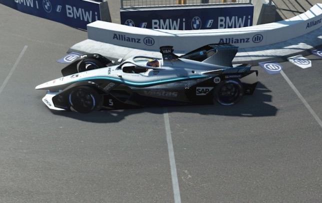 eSports: Вандорн выиграл гонку Формулы E в Нью-Йорке