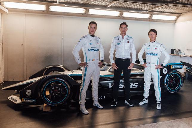Формула Е: В Mercedes подтвердили состав команды