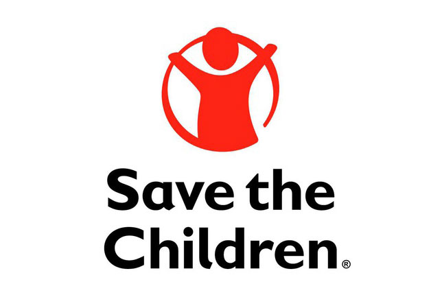 Логотип фонда Save the Children