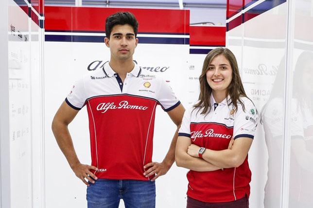 Хуан-Мануэль Корреа и Татьяна Кальдерон