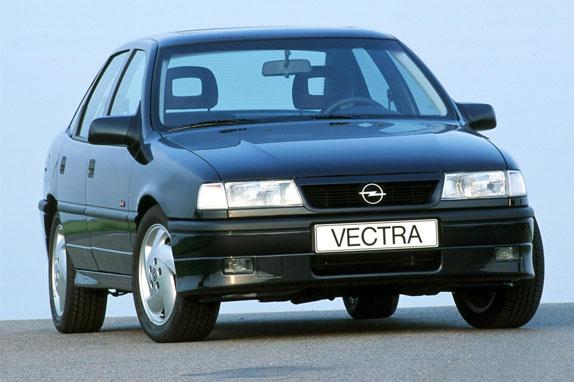 Opel Vectra 4х4