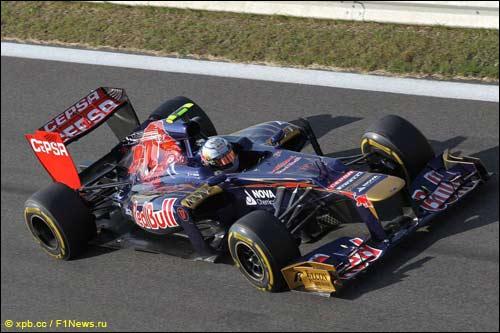Жан-Эрик Вернь на Гран При Кореи