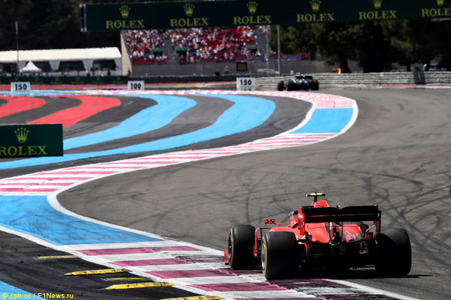 Победителем «Гран-при Франции» стал Льюис Хэмилтон