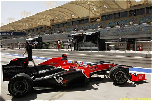 Virgin Racing VR-01