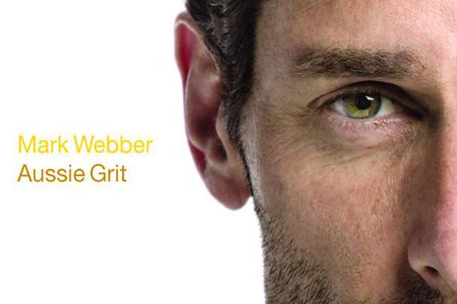 Обложка автобиографии Марка Уэббера