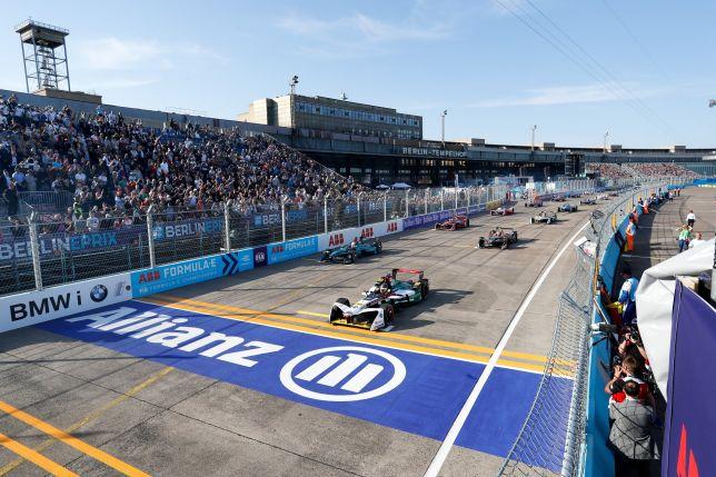 Марк Уэббер: Формула Е набирает обороты