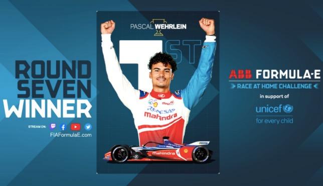 eSports: Верляйн выиграл гонку Формулы E в Нью-Йорке