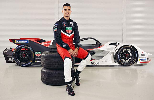 Паскль Верляйн - гонщик заводской команды Porsche