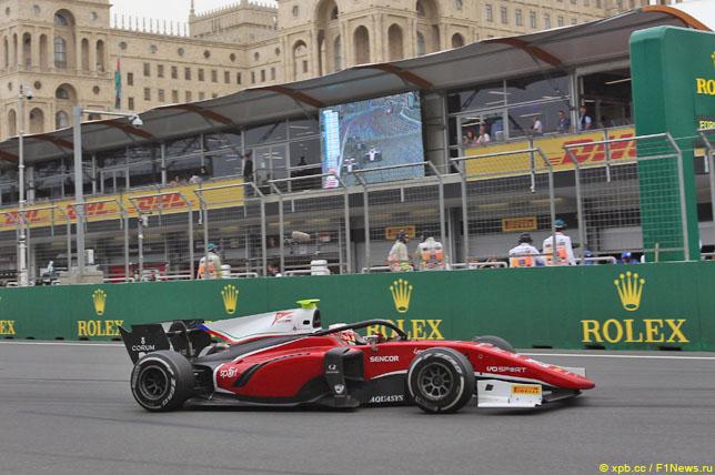 F2: Проблемы со сцеплением будут решены к Монако
