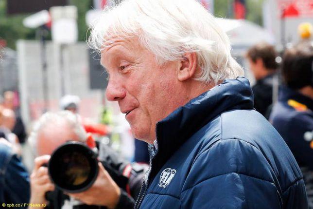 Чарли Уайтинг, директор гонко FIA