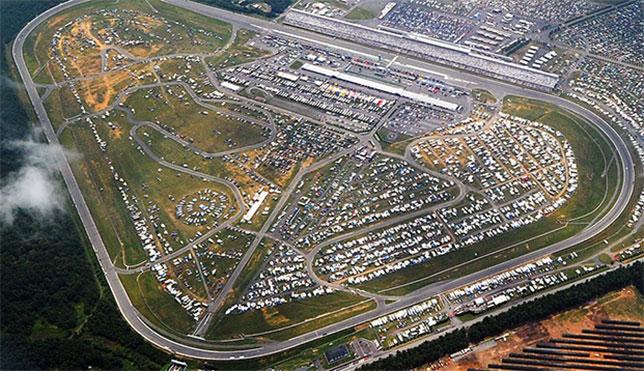 Автодром в Pocono Raceway