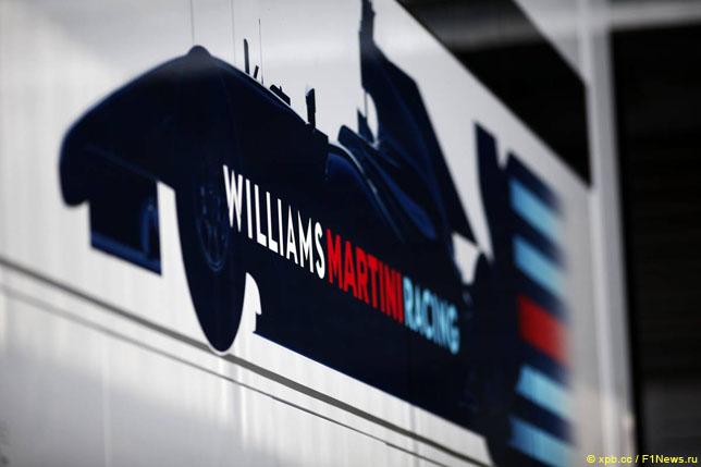 Логотип Williams