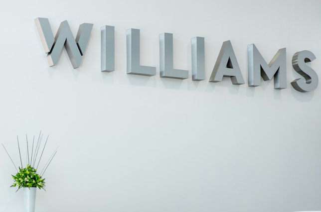Логотип Williams