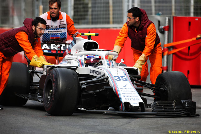 FIA оставила всиле штраф Сироткина за трагедию наГран-при Азербайджана