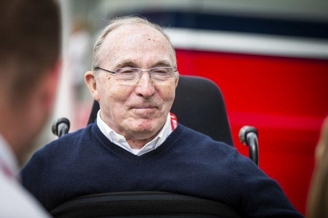 Заявление семьи Уильямс о здоровье сэра Фрэнка