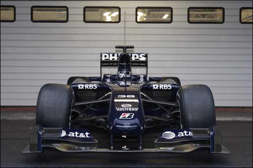 Williams-Toyota FW31