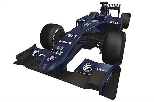 Williams-Toyota FW31