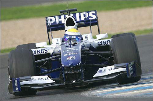 Нико Росберг. Williams FW31