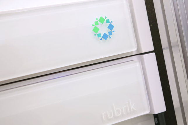 Логотип Rubrik
