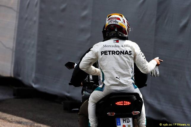 Гран При Германии. Льюис Хэмилтон