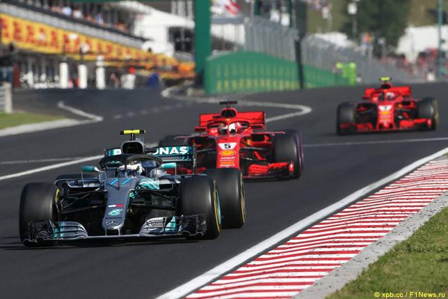 Гран При Венгрии. Валттери Боттас