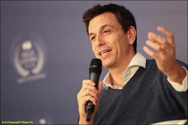 Toto Wolff During the season there were two important points - Formula 1 on F1News.Ru
